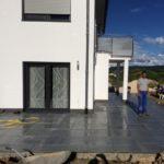 Granitsteinplatten